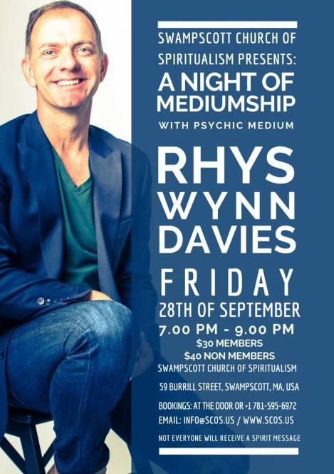 Rhys Platform Demo